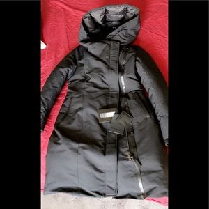 Mackage Mari XS Wool Brand New